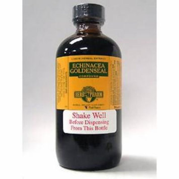 Herb Pharm Echinacea Goldenseal Compound 8 oz