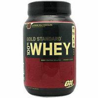 Optimum Nutrition 100% Whey, Extreme Milk Chocolate, 2 LB