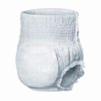 COVIDIEN Absorbent Underwear Simplicity Pull On Medium Disposable Moderate Absorbency (#1840R, Sold Per Case)
