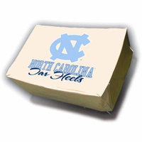 NCAA Mr. Bar-B-Q Rectangular Table Cover, University of North Carolina Tar Heels