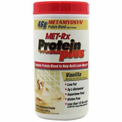 Met-Rx Protein Plus Vanilla Butter Cream, 2 LB