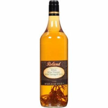Roland White Wine Vinegar with Tarragon Sprig, 33.8 fl oz