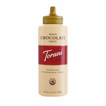 Torani® White Chocolate Sauce Retail