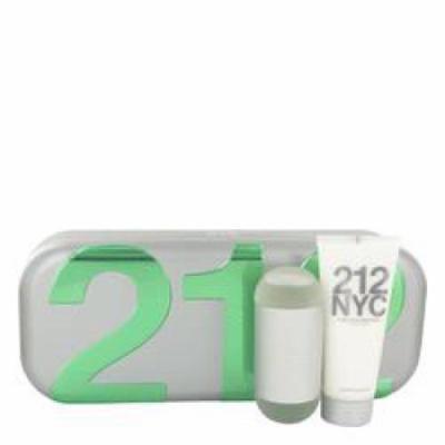 Carolina Herrera 2 oz Eau De Toilette Spray + 3.4 oz Body Lotion Perfume for Women