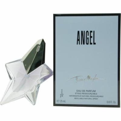 Angel Eau De Parfum Spray Refillable .8 Oz By Thierry Mugler