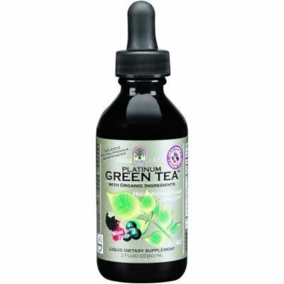 Nature's Answer Platinum Green Tea - Mixed Berry, 2 OZ