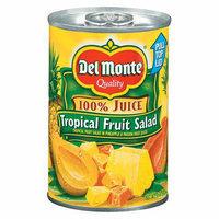 Del Monte 100% Juice Tropical Fruit Salad 15-oz.