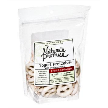 Nature's Promise Natural's Fruits & Confections Yogurt Pretzels
