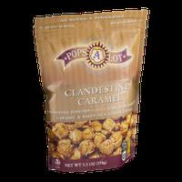 Popsalot Gourmet Popcorn Clandestine Caramel