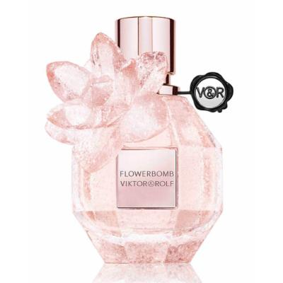 Viktor & Rolf Flowerbomb Pink Crystal Limited Edition