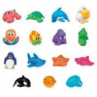 Munchkin Sea Squirts Bath Toys - 15 Pack