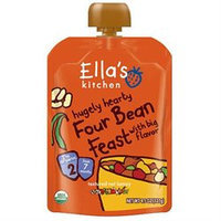 Ella's Kitchen hugely hearty Four Bean Feast with big flavor - 7 pk