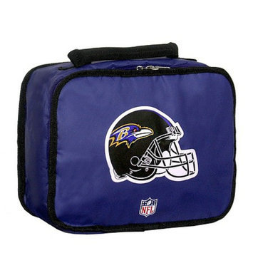 Concept One NFL Baltimore Ravens Lunchbox - School Supplies