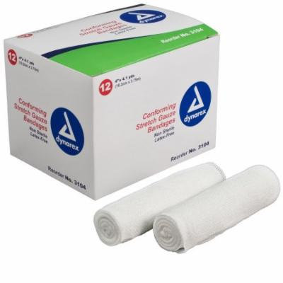 Non-Sterile Conforming Stretch Gauge Bandages 4