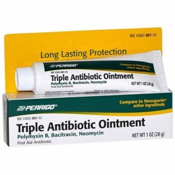 First Aid Antibiotic Ointment, 1 oz tube, 3 ea MS-60780
