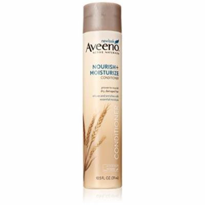3 Pack - Aveeno Nourish-Moisturize Conditioner, 10.5 Oz Each