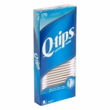 5 Pack - Q-tips Swabs 170 Each