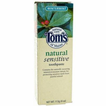 Tom's OF MAINE Natural Sensitive Toothpaste Wintermint