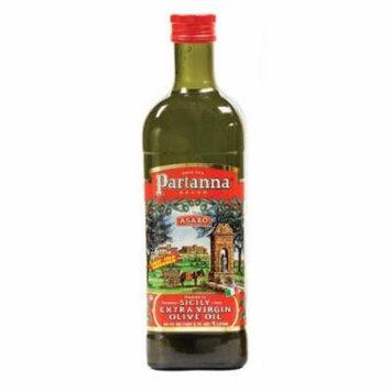 Partanna Unfiltered Sicilian Extra Virgin Olive Oil - 34 oz