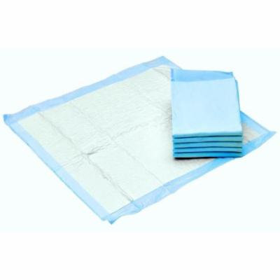 REMEDIES Disposable underpads super soft super absorbent , 30x30 105g with 3g sap 100 count (2 bags of 50)