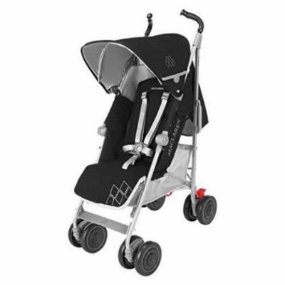 Maclaren Techno XT Stroller, Black/Silver