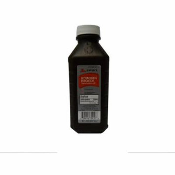 Hydrogen Peroxide U.S.P. 3%, Antiseptic 8 oz Bottle, 2 Each MS-60380