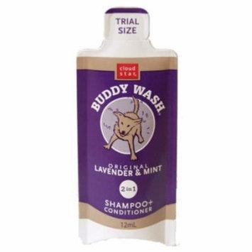 Cloud Star Buddy Wash Dog Shampoo Sample, 0.5 oz, Lavender & Mint