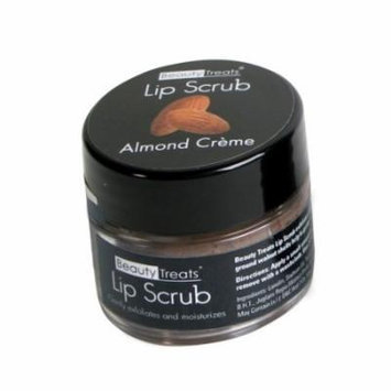 (3 Pack) BEAUTY TREATS Lip Scrub - Almond Creme
