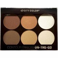 City Color Contour Effects On-the-Go Palette