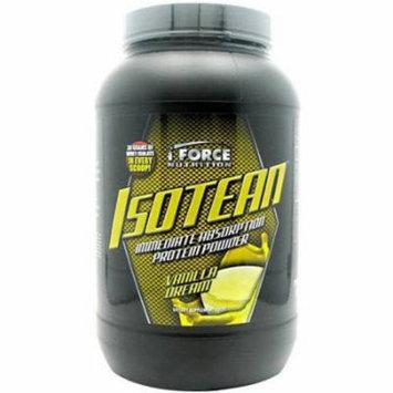 iForce Nutrition Isotean, Vanilla Dream, 2 LB