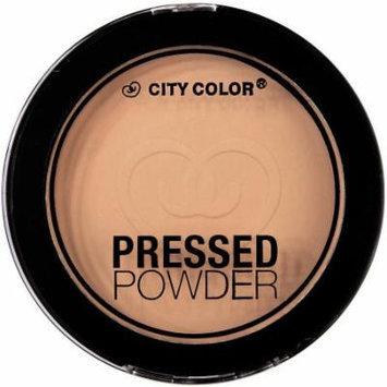 City Color Pressed Powder, Medium Beige