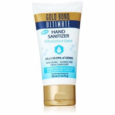 2 Pack Gold Bond Ultimate Hand Sanitizer Moisturizer 2.70 oz Each