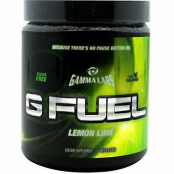 Gamma Labs Gamm Labs G Fuel Lemon Lime, 40 CT