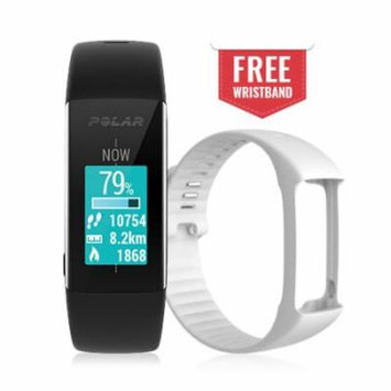 Refurbished Polar A360 Wristband Kit Fitness Tracker With Wrist-Based Heart Rate
