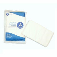 Dynarex Trauma Dressing Sterile Pads 10
