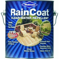 Wolman RainCoat Tinted Water-Based Repellent