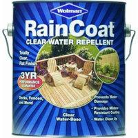 Wolman RainCoat Tinted Water-Based Repellent