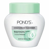 6 Pack - Pond's Cold Cream 3.50 oz Each