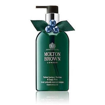 Molton Brown Fabled Juniper Berries & Lapp Pine Fine Liquid Hand Wash -10.1 oz. - No Color