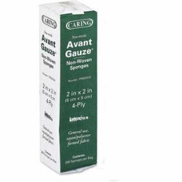 Caring Avant Gauze Non-Sterile Pads 2
