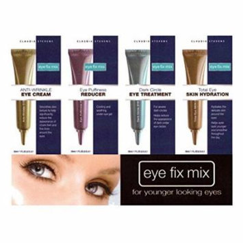 Claudia Stevens Eye Fix Mix - Deluxe 4 Piece Eye Treatment Collection
