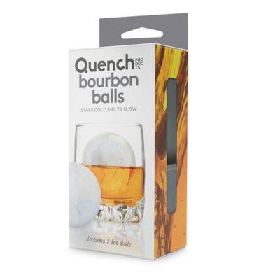 Bourbon Ice Balls Mold (Set of 2)