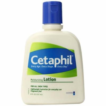 2 Pack - Cetaphil Moisturizing Lotion for All Skin Types 8oz Each
