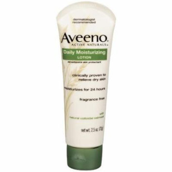 2 Pack - AVEENO Active Naturals Daily Moisturizing Lotion 2.50 oz Each