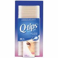 2 Pack - Q-tips Swabs 375 Each