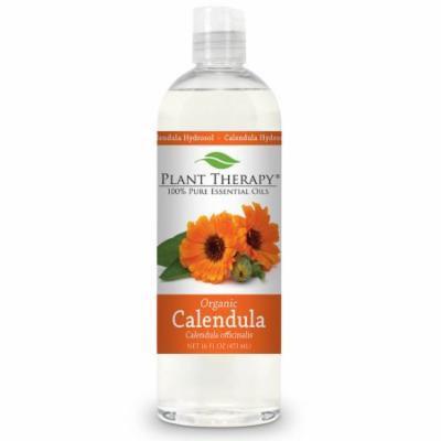 Organic Calendula Hydrosol (Flower Water, Floral Water, Hydrolats, Distillates) Bi-Product of Essential Oils
