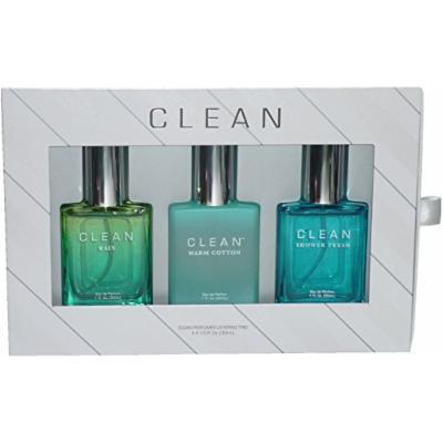 CLEAN Perfumer Layering Trio Fragrance Set, 3 fl. oz.