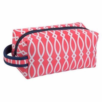Occasionally Made Travel Cosmetic Case, Coral