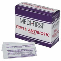 Triple Antibiotic Ointment 0.5g packets 2 Boxes ( 50 packets ) MS-60772