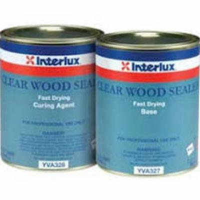 Interlux Clear Wood Sealer Curing Agent YVA328QT